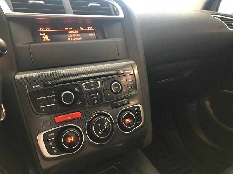 2013 Dizel Otomatik Citroen C4 Gri ALN MOTORLU
