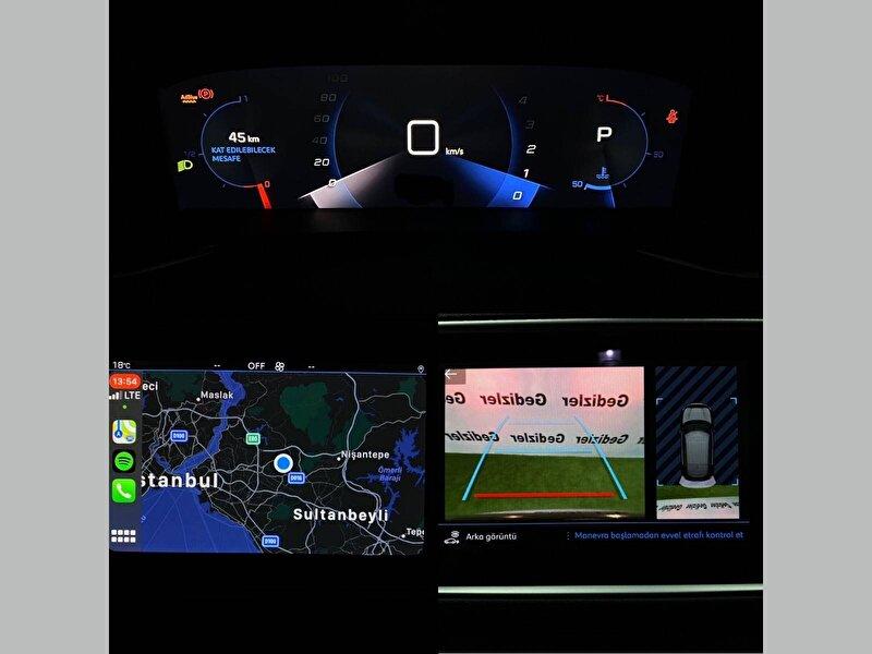 2021 Dizel Otomatik Peugeot 308 Gri GEDİZLER OTOMOT