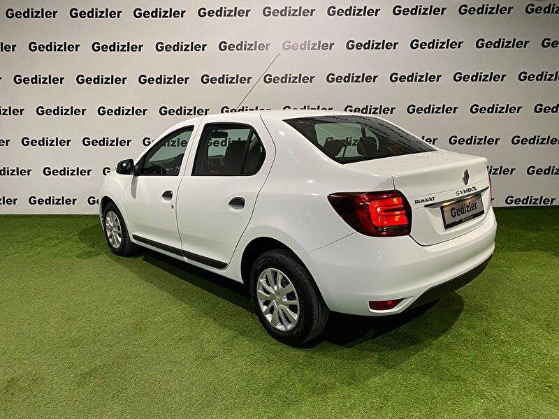 2020 Benzin Manuel Renault Symbol Beyaz GEDİZLER OTOMOT