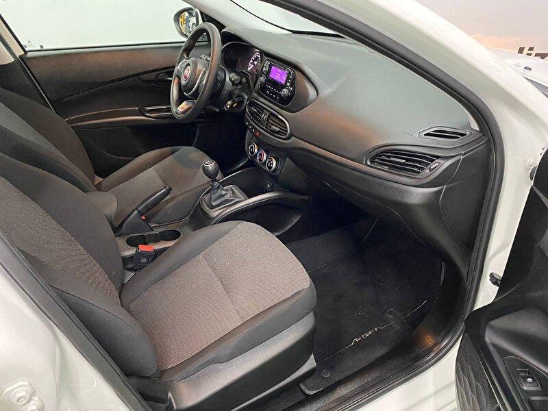2021 Benzin Manuel Fiat Egea Beyaz GEDİZLER OTOMOT