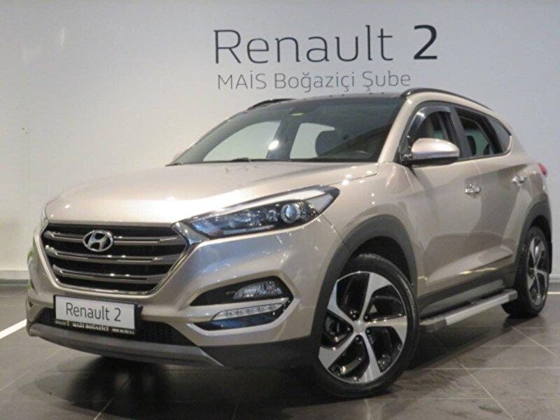 2016 Benzin Otomatik Hyundai Tucson Beyaz MAİS-BOĞAZİÇİ
