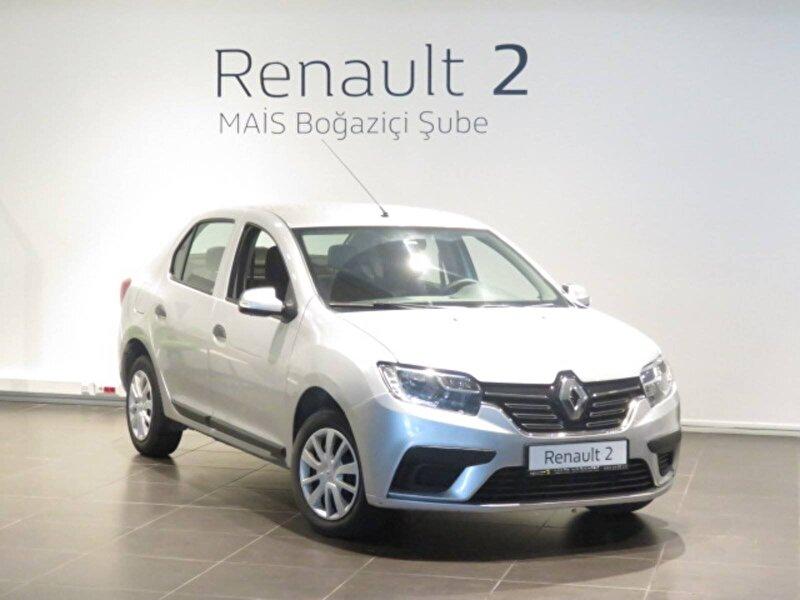 2016 Dizel Manuel Renault Symbol Gri MAİS-BOĞAZİÇİ