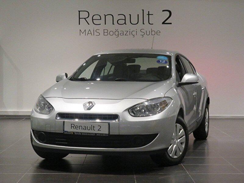 2012 Dizel Otomatik Renault Fluence Gri MAİS-BOĞAZİÇİ