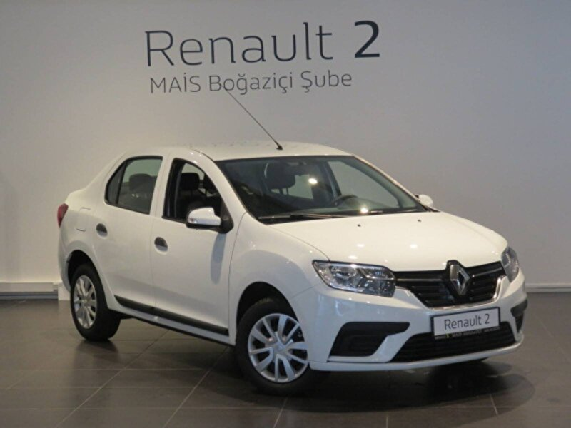 2018 Dizel Manuel Renault Symbol Beyaz MAİS-BOĞAZİÇİ