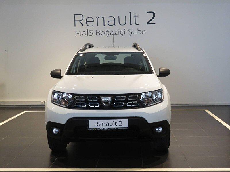 2018 Dizel Manuel Dacia Duster Beyaz MAİS-BOĞAZİÇİ