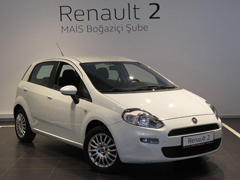 2013 Dizel Manuel Fiat Punto Beyaz MAİS-BOĞAZİÇİ