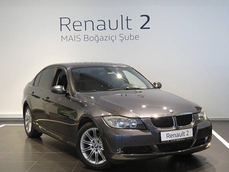 2008 Benzin Manuel BMW 3 Serisi Füme MAİS-BOĞAZİÇİ