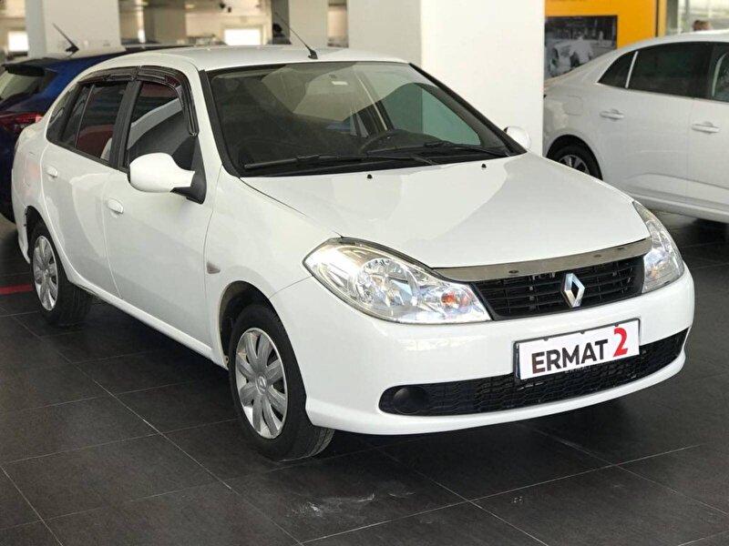 2012 Dizel Manuel Renault Symbol Beyaz ERMAT RENAULT