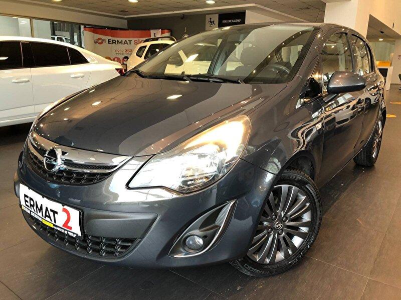 2013 Benzin + LPG Otomatik Opel Corsa Gri ERMAT