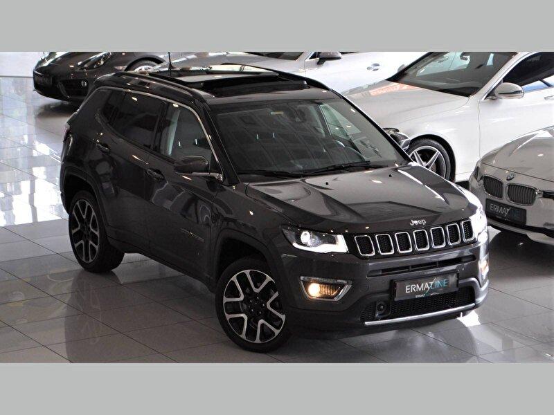 2020 Benzin Otomatik Jeep Compass Gri ERMAT