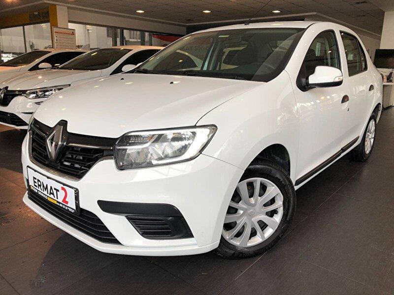 2018 Dizel Manuel Renault Symbol Beyaz ERMAT
