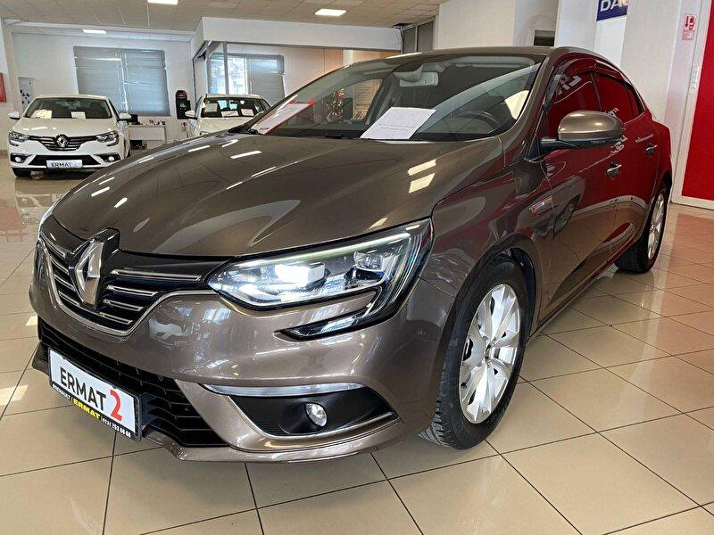 2018 Dizel Manuel Renault Megane Kahverengi ERMAT RENAULT