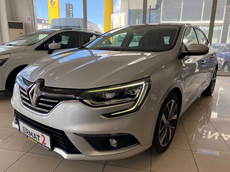 2016 Dizel Otomatik Renault Megane Gri ERMAT RENAULT