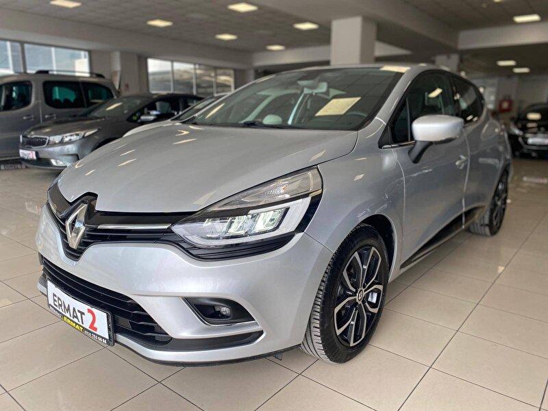 2020 Benzin Manuel Renault Clio Gri ERMAT RENAULT