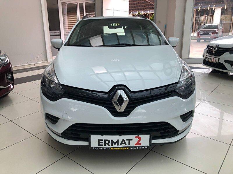 2020 Benzin Manuel Renault Clio Beyaz ERMAT RENAULT