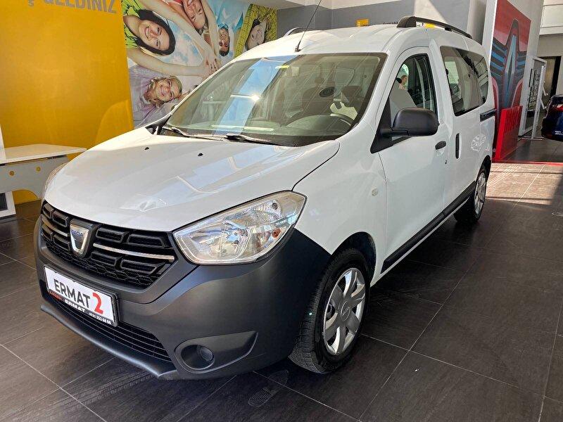 2018 Dizel Manuel Dacia Dokker Beyaz ERMAT