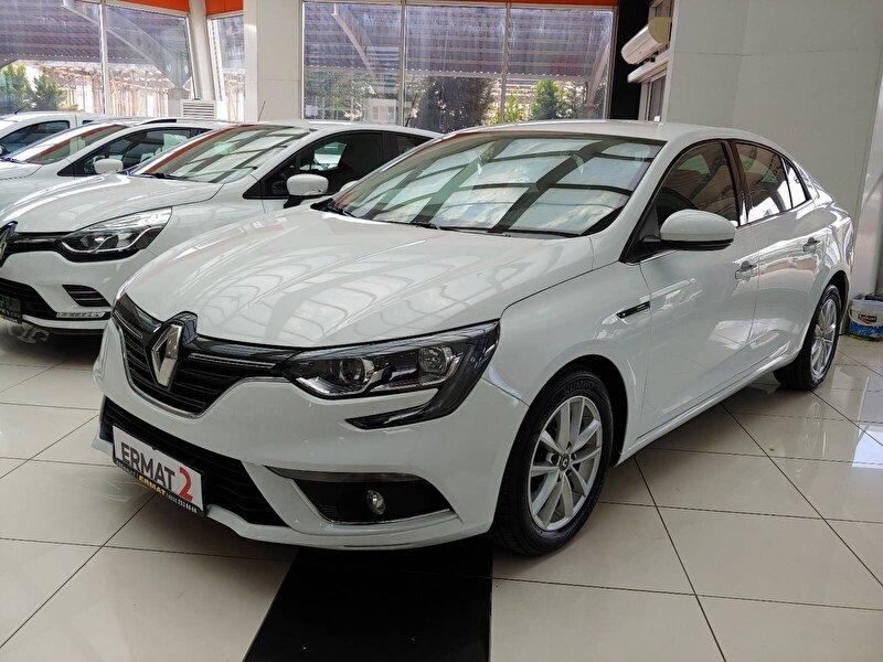 2017 Dizel Otomatik Renault Megane Beyaz ERMAT RENAULT