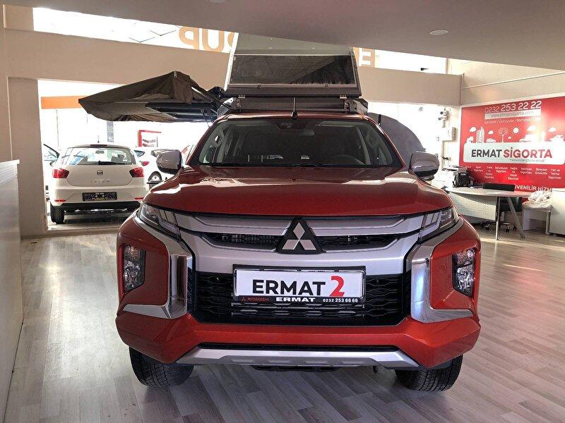 2020 Dizel Otomatik Mitsubishi L 200 Turuncu ERMAT