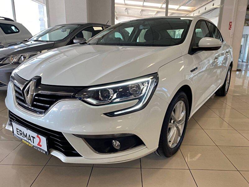 2020 Dizel Otomatik Renault Megane Beyaz ERMAT RENAULT