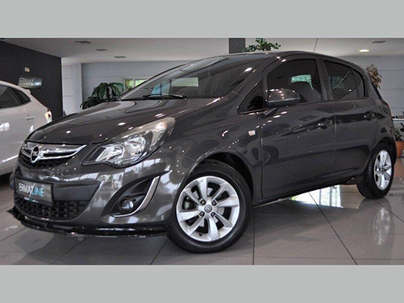 2014 Benzin + LPG Manuel Opel Corsa Gri ERMAT RENAULT