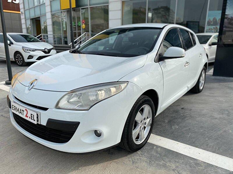 2010 Benzin Otomatik Renault Megane Beyaz ERMAT RENAULT