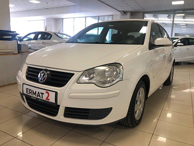 2006 Benzin + LPG Manuel Volkswagen Polo Beyaz ERMAT RENAULT