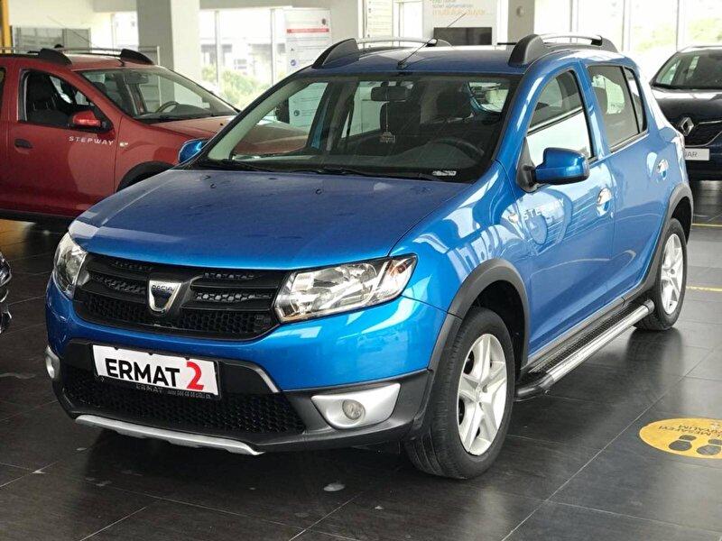 2016 Dizel Manuel Dacia Sandero Mavi ERMAT RENAULT