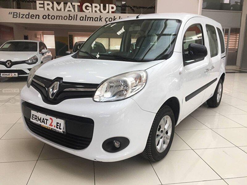 2016 Dizel Manuel Renault Kangoo Multix Beyaz ERMAT