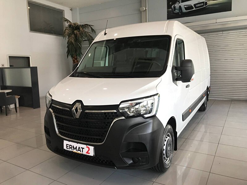 2020 Dizel Manuel Renault Master Beyaz ERMAT RENAULT