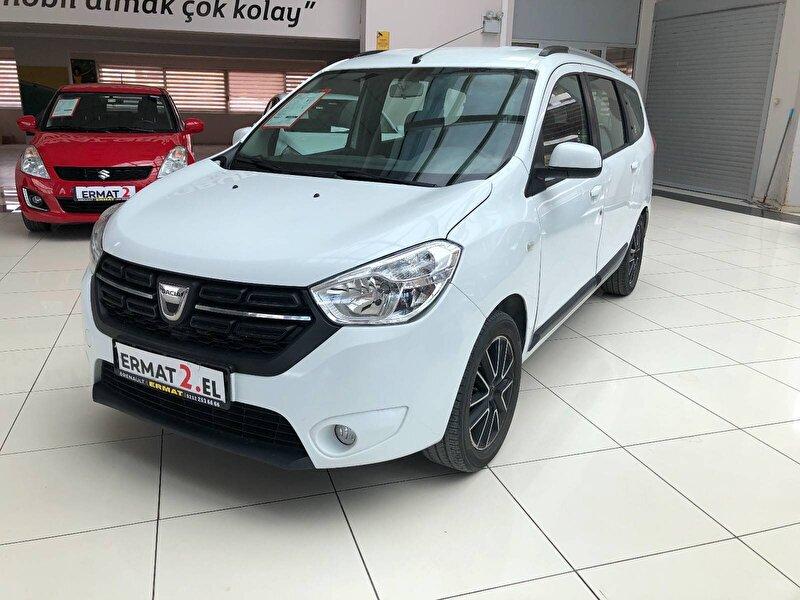 2018 Dizel Manuel Dacia Lodgy Beyaz ERMAT RENAULT