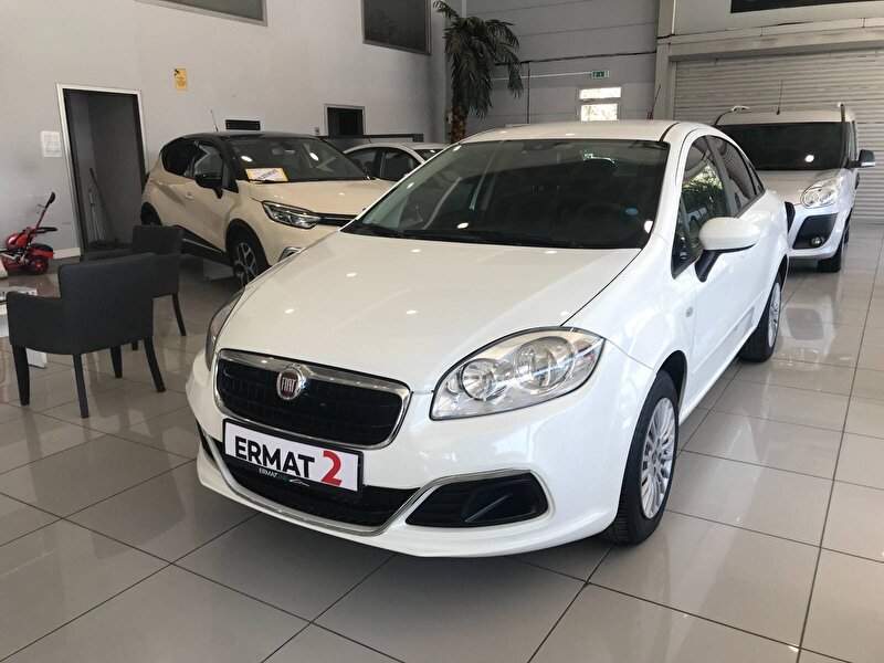 2017 Dizel Manuel Fiat Linea Beyaz ERMAT