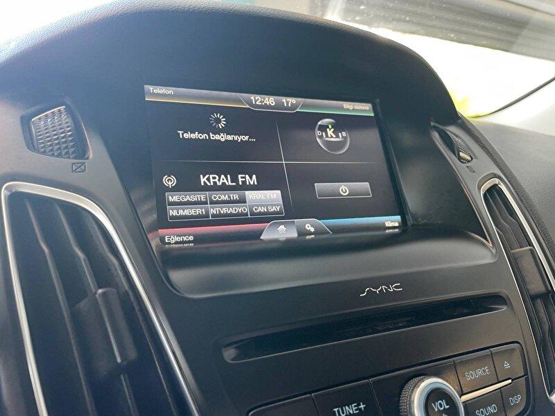2016 Dizel Otomatik Ford Focus Beyaz ERMAT