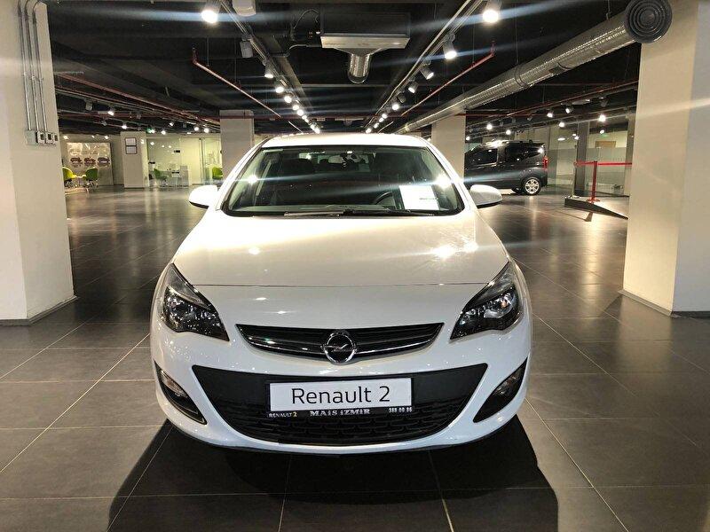 2017 Dizel Otomatik Opel Astra Beyaz MAİS-İZMİR