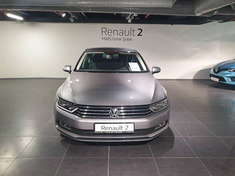 2017 Dizel Otomatik Volkswagen Passat Gri MAİS-İZMİR