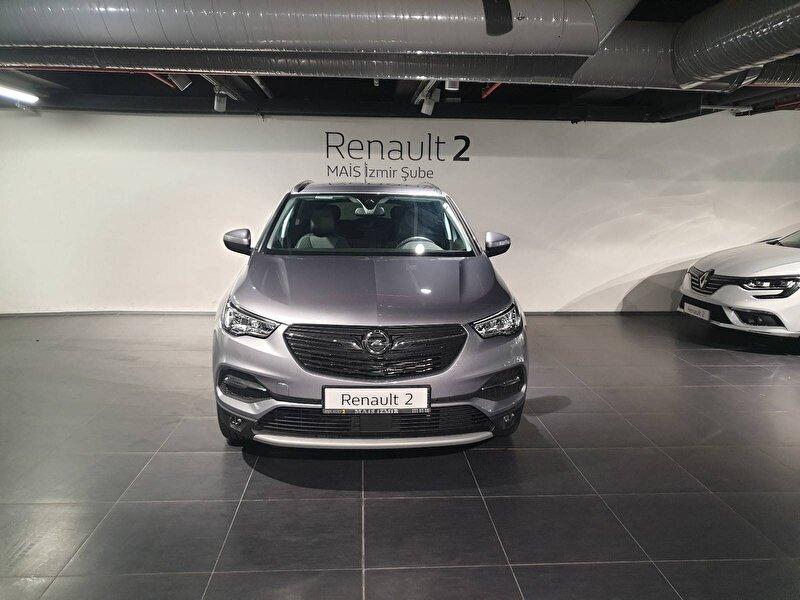 2020 Dizel Otomatik Opel Grandland X Gri MAİS-İZMİR
