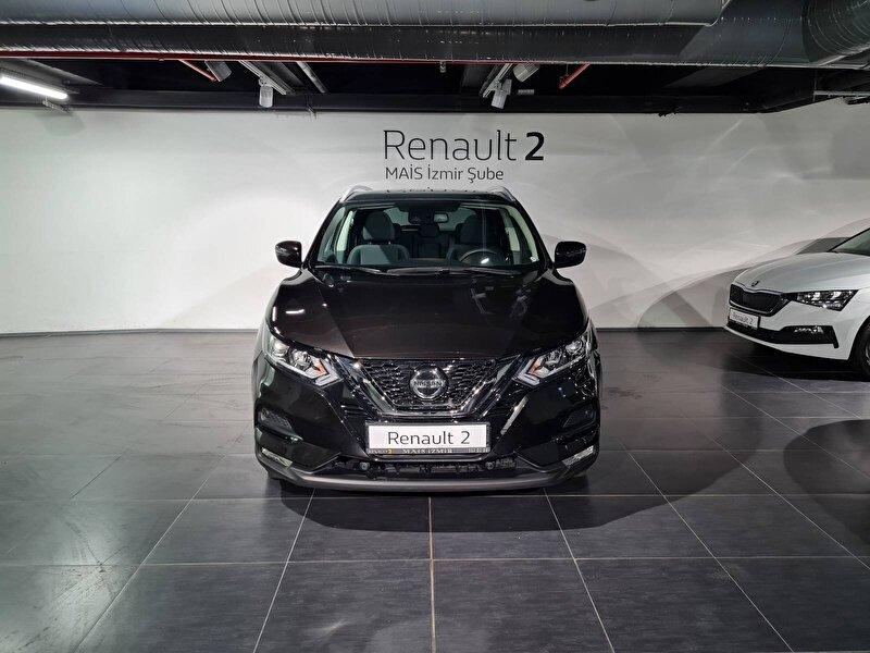 2020 Benzin Otomatik Nissan Qashqai Siyah MAİS-İZMİR