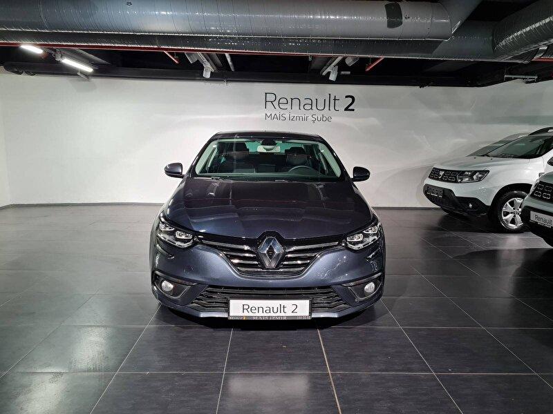 2020 Dizel Otomatik Renault Megane Füme MAİS-İZMİR