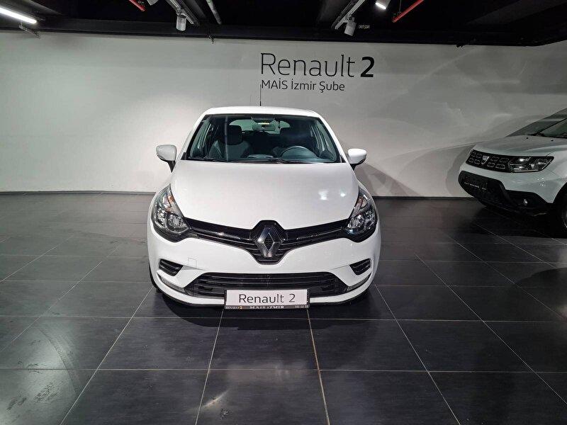 2019 Dizel Manuel Renault Clio Beyaz MAİS-İZMİR