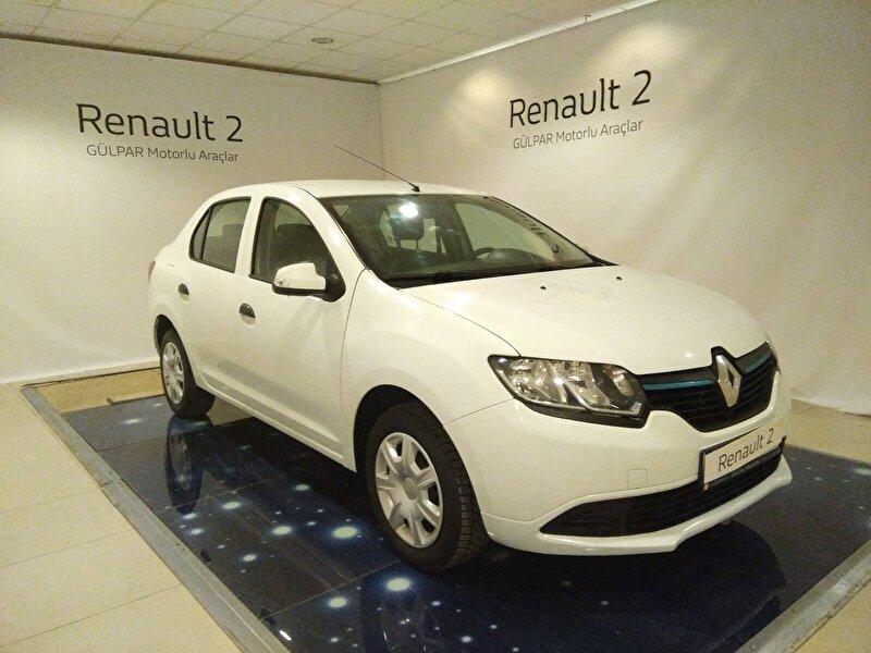 2015 Dizel Manuel Renault Symbol Beyaz GÜLPAR