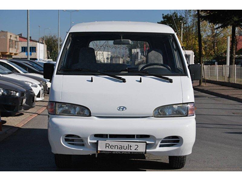 1997 Dizel Manuel Hyundai H 100 Beyaz GÜLPAR