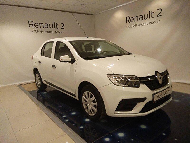 2017 Dizel Manuel Renault Symbol Beyaz GÜLPAR
