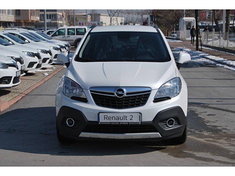 2013 Benzin + LPG Manuel Opel Mokka Beyaz GÜLPAR