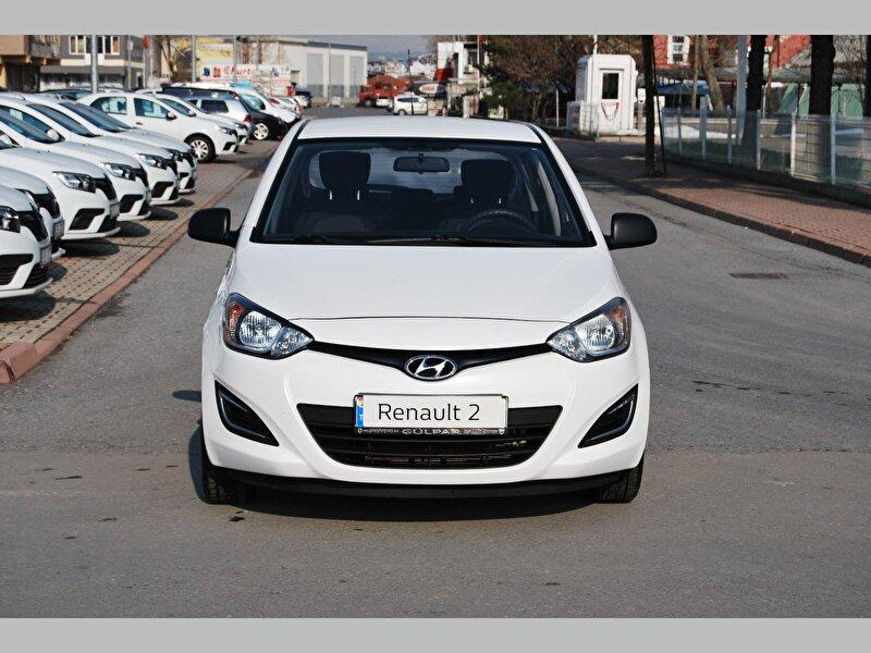 2014 Benzin + LPG Manuel Hyundai i20 Beyaz GÜLPAR