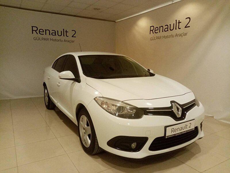 2015 Dizel Otomatik Renault Fluence Beyaz GÜLPAR