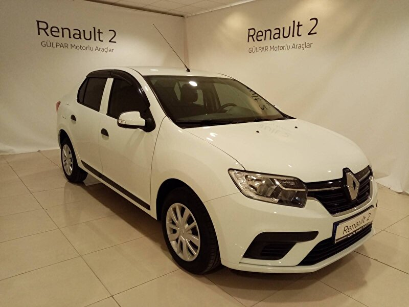 2019 Benzin + LPG Manuel Renault Symbol Beyaz GÜLPAR