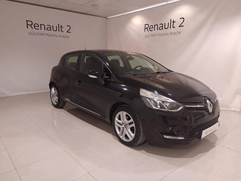 2017 Dizel Manuel Renault Clio Siyah GÜLPAR