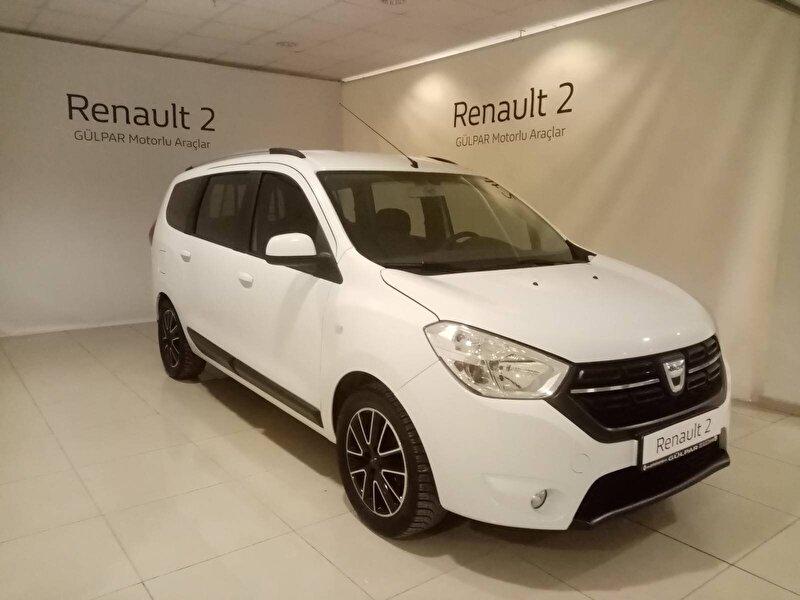 2017 Dizel Manuel Dacia Lodgy Beyaz GÜLPAR