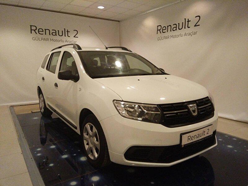 2017 Dizel Manuel Dacia Logan Beyaz GÜLPAR