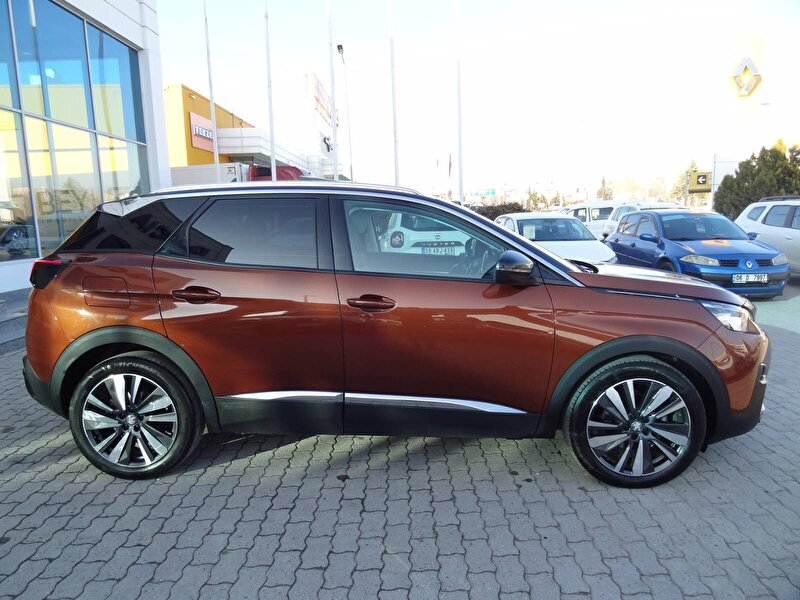 Peugeot 3008 Crossover 1.5 BlueHDI Allure Selection EAT6