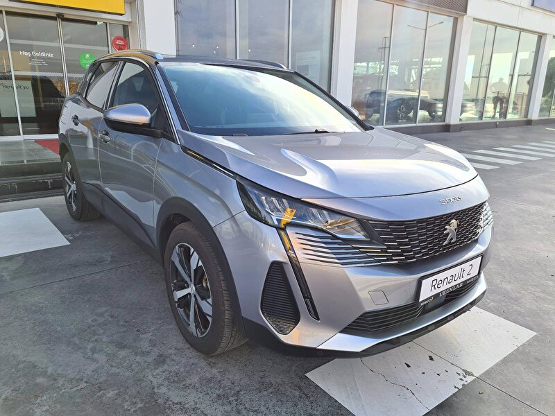 Peugeot 3008 Crossover 1.5 BlueHDI Active Prime Edition EAT8